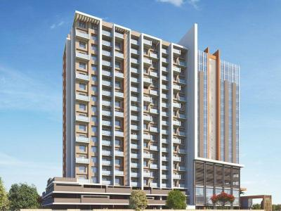 Gallery Cover Image of 1509 Sq.ft 3 BHK Apartment for buy in Sus for 9500000