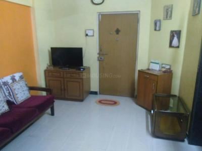 Gallery Cover Image of 650 Sq.ft 1 BHK Apartment for rent in Thane West for 17900