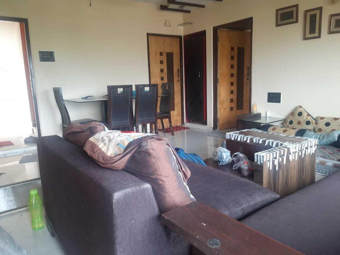 Living Room Image of 1500 Sq.ft 3 BHK Apartment for rent in Andheri West for 150000