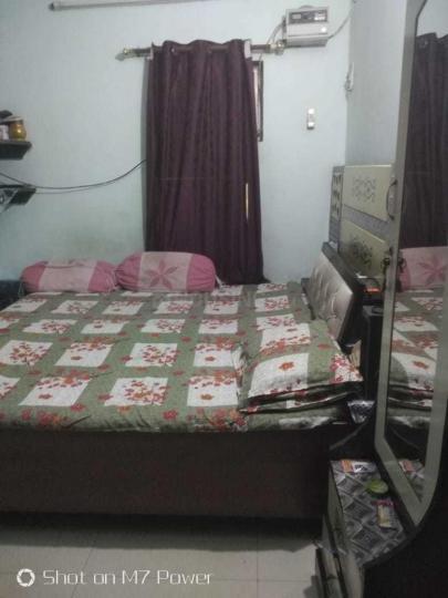 शालीमार बाग में अरोरा पीजी के बेडरूम की तस्वीर