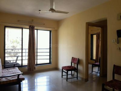 Gallery Cover Image of 475 Sq.ft 1 BHK Apartment for rent in Kasarvadavali, Thane West for 12000