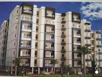 Gallery Cover Image of 447 Sq.ft 1 BHK Apartment for buy in Krishna Triveni Heights, Karond for 1290000