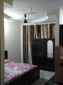 Bedroom Image of Krishna Palace PG in Nurpur Jharsa