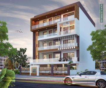 Gallery Cover Image of 2100 Sq.ft 3 BHK Independent Floor for rent in Vasundhara for 22000