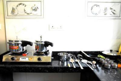 Kitchen Image of Aditya's Nest in Mulund West