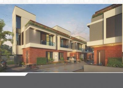 Gallery Cover Image of 3000 Sq.ft 4 BHK Independent House for buy in Kamaxi Green, Harni for 9950000