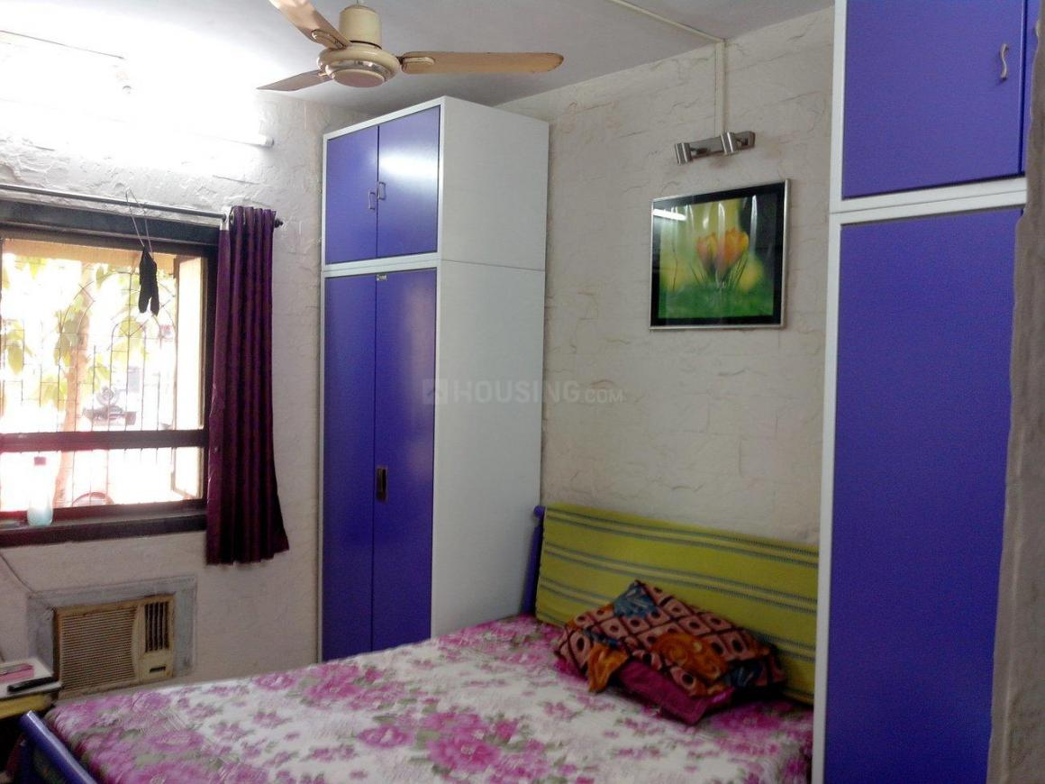 Bedroom Image of 665 Sq.ft 1 BHK Independent House for buy in Goregaon West for 12500000