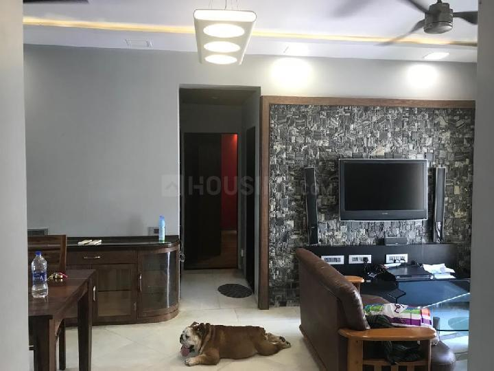 Living Room Image of 1250 Sq.ft 2 BHK Apartment for rent in Kharghar for 35000