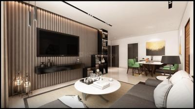 Gallery Cover Image of 1553 Sq.ft 2 BHK Apartment for buy in Chicalim for 6800000