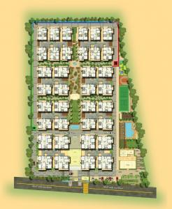 Gallery Cover Image of 1760 Sq.ft 3 BHK Apartment for buy in Invicon Navah, Kanuru for 7744000