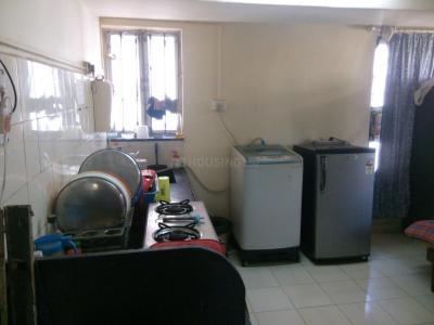Kitchen Image of Om Khobrekar House Sector 21, Nerul East in Nerul