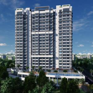 Gallery Cover Image of 785 Sq.ft 2 BHK Apartment for buy in Jyoti Sukriti, Goregaon East for 17500000