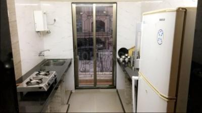 Kitchen Image of Aman PG in Andheri West