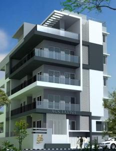Gallery Cover Image of 999 Sq.ft 2 BHK Apartment for buy in Ags Lavish, Annapurneshwari Nagar for 4995000