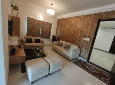 Gallery Cover Image of 2060 Sq.ft 3 BHK Apartment for buy in Salarpuria Magnus, Toli Chowki for 18000000