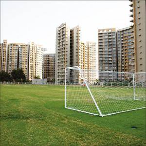 Gallery Cover Image of 1080 Sq.ft 2 BHK Apartment for rent in Adani Shantigram, Vaishno Devi Circle for 22000