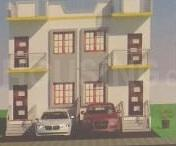 Gallery Cover Image of 650 Sq.ft 3 BHK Independent House for buy in Wagholi for 2399999