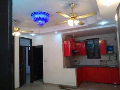 Gallery Cover Image of 650 Sq.ft 2 BHK Independent Floor for rent in Chhattarpur for 13000