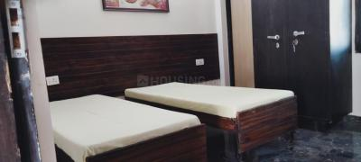 Bedroom Image of Best PG Accommodation In Noida For Girls Sector 15 Walking Market And Metro Station. in Sector 16A