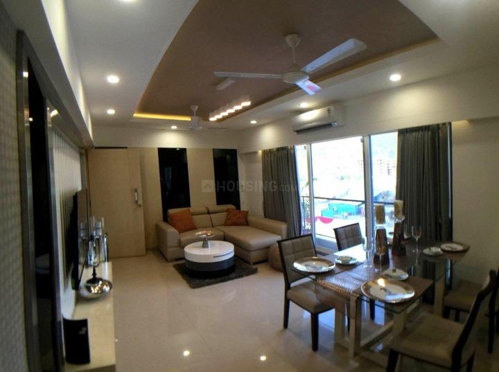 Living Room Image of 769 Sq.ft 1 BHK Apartment for buy in J.K IRIS, Mira Road East for 5998200