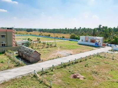 1500 Sq.ft Residential Plot for Sale in Vadamadurai, Coimbatore
