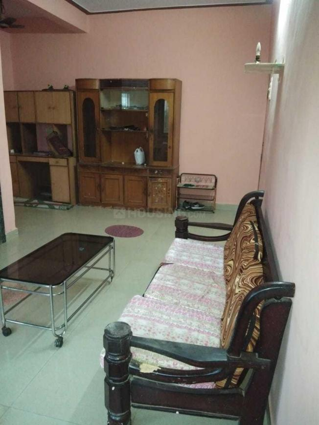 Living Room Image of 550 Sq.ft 1 BHK Apartment for rent in Kalyan East for 8000