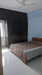 Gallery Cover Image of 1185 Sq.ft 2 BHK Apartment for rent in Mega Sannidhanam, T Dasarahalli for 30000