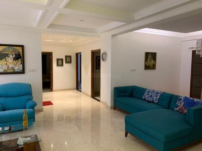 Gallery Cover Image of 2650 Sq.ft 3 BHK Apartment for rent in Koramangala for 85000