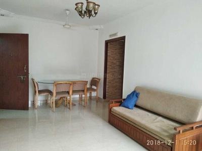 Gallery Cover Image of 650 Sq.ft 1 BHK Apartment for rent in Bluebird-A, Bandra West for 70000