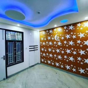 Gallery Cover Image of 800 Sq.ft 3 BHK Independent Floor for rent in Uttam Nagar for 14000