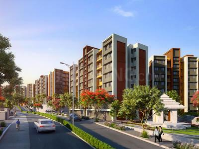 Gallery Cover Image of 550 Sq.ft 1 BHK Apartment for buy in Puraniks City Sector 1, Neral for 1861057