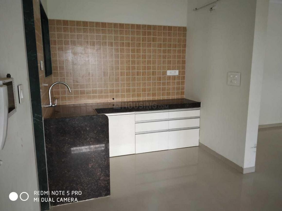 Kitchen Image of 1100 Sq.ft 2 BHK Apartment for rent in Mohammed Wadi for 17000