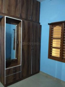 Gallery Cover Image of 1000 Sq.ft 2 BHK Independent Floor for rent in Byraveshwara Nilaya by Reputed Builder, Yelahanka Airforce Base for 14000