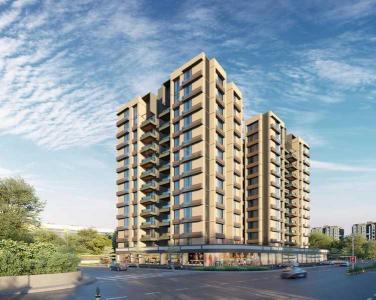 Gallery Cover Image of 2025 Sq.ft 3 BHK Apartment for buy in Aaryabhumi Aaryabhumi, Jodhpur for 13000000
