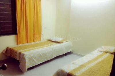 Bedroom Image of Som PG in Girgaon