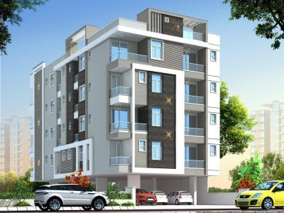 Gallery Cover Image of 720 Sq.ft 1 BHK Apartment for buy in Ramnagariya for 1599000