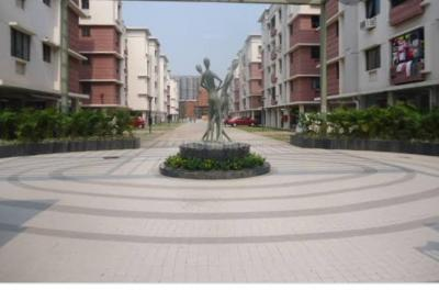 Gallery Cover Image of 982 Sq.ft 2 BHK Apartment for rent in Siddha Town, Rajarhat for 10000