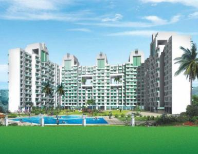Gallery Cover Image of 1251 Sq.ft 2 BHK Apartment for rent in Goodwill Paradise, Kharghar for 26000