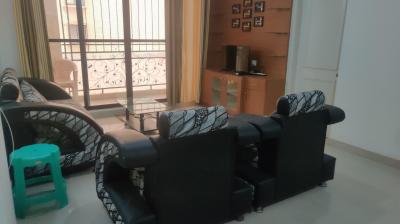 Gallery Cover Image of 1400 Sq.ft 2 BHK Apartment for rent in Aratt Divya Jyothi Lake View County, Begur for 21000