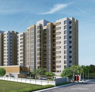Gallery Cover Image of 603 Sq.ft 1 BHK Apartment for buy in Yashada Splendid Park, Alandi for 2645000