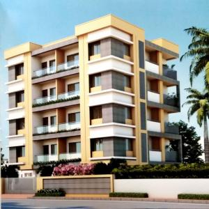 Gallery Cover Image of 1100 Sq.ft 2 BHK Apartment for buy in Pratap Nagar for 6000000