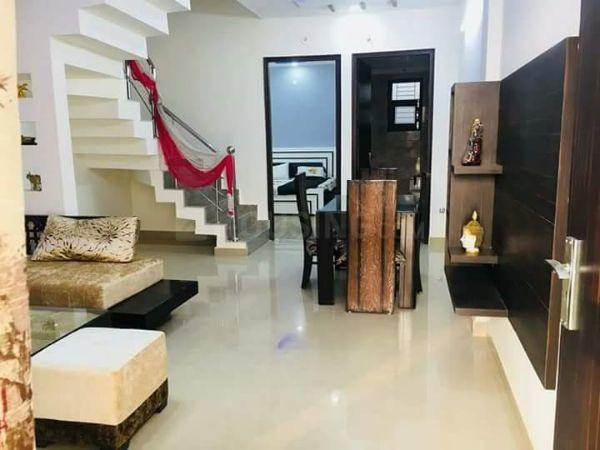 Living Room Image of 1350 Sq.ft 3 BHK Independent House for buy in Noida Extension for 3987000