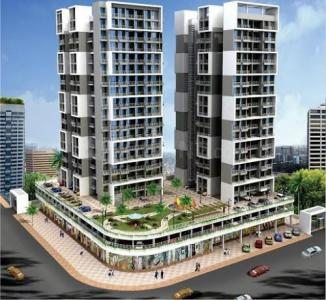 Gallery Cover Image of 1005 Sq.ft 2 BHK Apartment for buy in Uran for 6400000