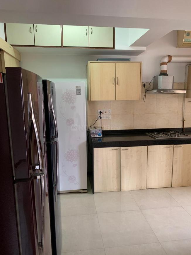 Kitchen Image of 2900 Sq.ft 4 BHK Apartment for rent in Powai for 168000