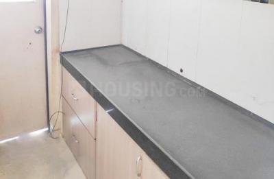 Kitchen Image of Omkar Meridian Flat No. B-305 in Kurla West