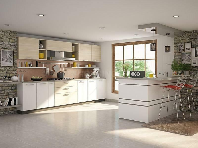 Kitchen Image of 2040 Sq.ft 3 BHK Apartment for buy in Sector 150 for 10914000