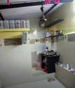 Kitchen Image of Atul PG in Thane West