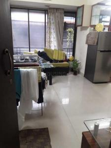 Gallery Cover Image of 650 Sq.ft 1 BHK Apartment for rent in Kopar Khairane for 24000