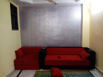 Gallery Cover Image of 675 Sq.ft 2 BHK Independent Floor for rent in Palam for 10500