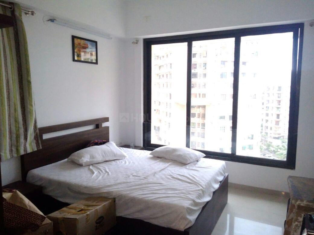 Bedroom Image of 1250 Sq.ft 2 BHK Apartment for rent in Kandivali East for 45000
